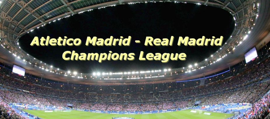 Atletico Madrid vs Real Madrid online